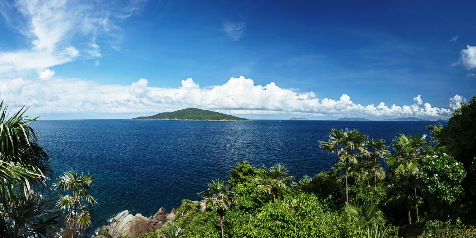 Stunning Caribbean and Atlantic waters