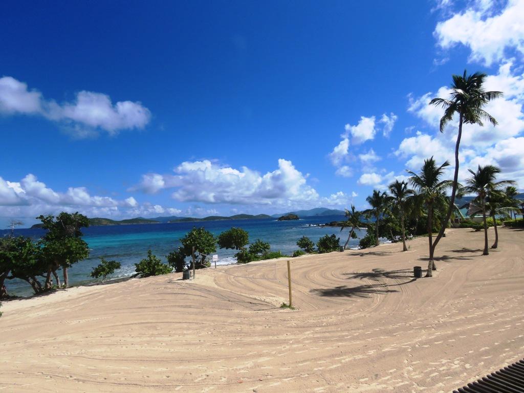 Great Beach and Ocean Views