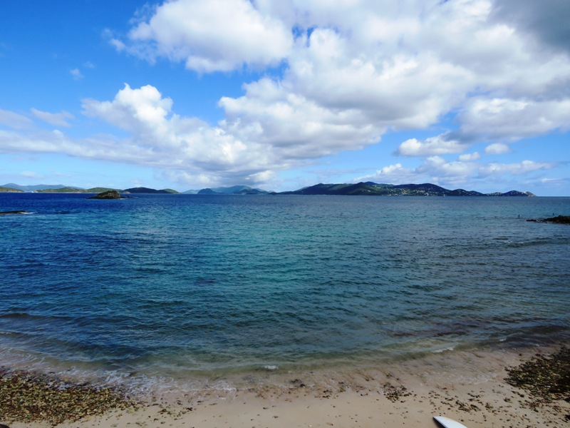 St. John Virgin Islands view