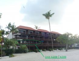 Sapphire Beach Resort and Marina condo for sale