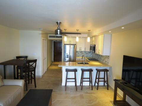 Sapphire Beach Resort Renovated Condo for Lease